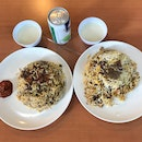 Goat briyani $15 And Vegetarian Briyani $8.50