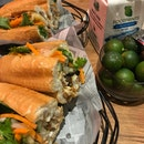 Banh Mi Lunch $8.90 & Alkaline Water $2.50