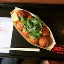 Lemon With Cilantro Takoyaki ¥700