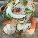 Tang Hoon Shrimp Salad $8.90