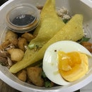 Tom Yum Noodle (Dry) $7.90