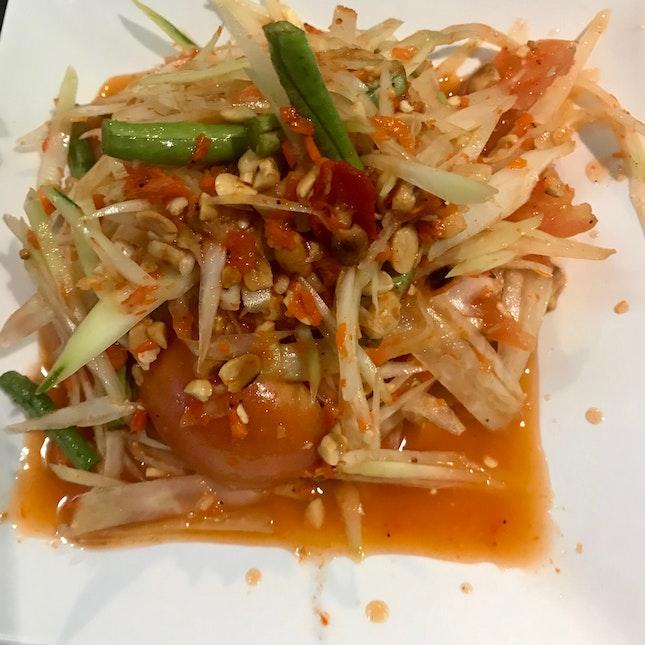 Som Tam Thai $6