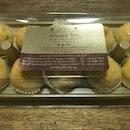 Pineapple Ball 10 Pcs $15 (box)