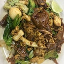 Stir Fried Kway Teow $6