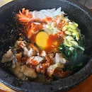 Hot Stone Bibimbap (Chicken) $9.80
