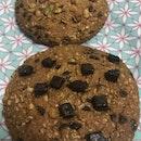 Chocolate Oat Cookies & Granola Oats Cookies ($2.5 Each)