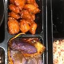 Bento Set ( Soy Nugget ) $7.90