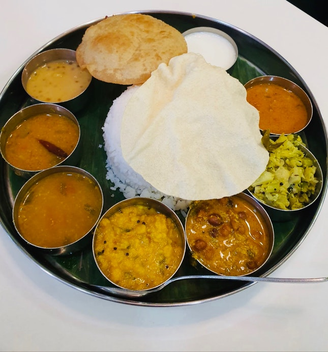 Saravana SPL.Meals $9.40 | Meals Combos Section (not To Be Shared)| (Part 4/4)