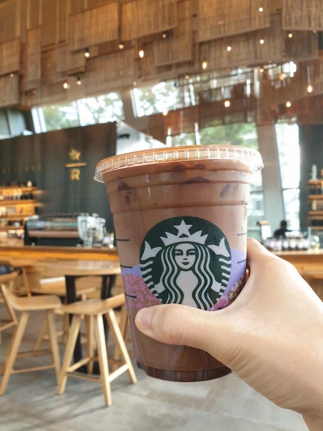 New! Cocoa Oat Macchiato ($8.10)