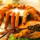 🦀🦐 #sgig #sginstagram #sgmummy #sporemombloggers  #sgfoodie #sgcafefood #sghawker #foodie #foodblogger #foodblog #foodshare #sgmum #mummydiary #sgmummyblogger #sporemombloggers #sahm #sahmlife #momslife #instagramsg #sgmummy #sporemombloggers #instagramsg #eatoutsg #sgfoodies #whati8today #cameraeatsfirst #foodiegram #burpple #latergram #tbt #sgmakandiary #dinner #coldcrab #coldprawns