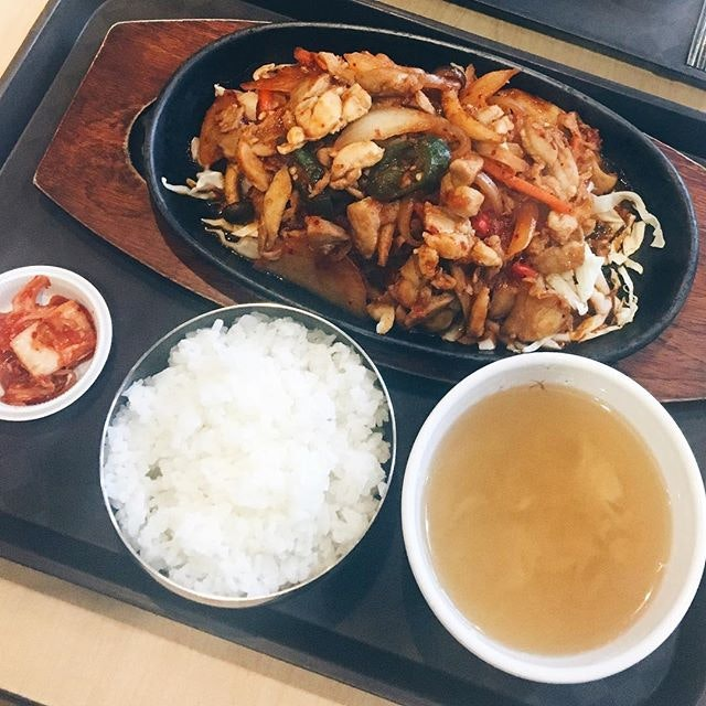 Daebak Korean Food