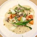 Blanquette d'agneau avec légumes ❤️.