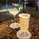 Cocktails at Bar Trigona