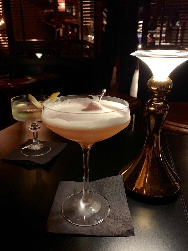 French Martini S'il Vous Plaît
