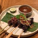 Wagyu Beef Satay