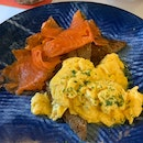 Truffled Scrambled Eggs & Smoked Salmon
