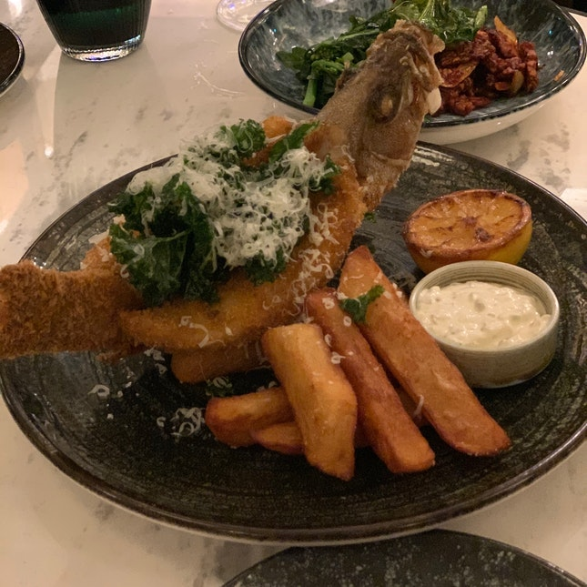 The Chow Kit Fish And Chips