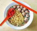 minced pork noodles 👍🏻 30.4.18 #foodporn #sgfoodporn #foodsg #sgfoodies #instafood #foodstagram #cafehoppingsg #sgcafefood #vscofood #burpple #hungrygowhere