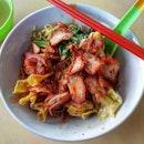 wanton noodles 👍🏻 24.1.19 #foodporn #sgfoodporn #foodsg #sgfoodies #instafood #foodstagram #vscofood #burpple #hungrygowhere #hawkerfood #hawkercentre
