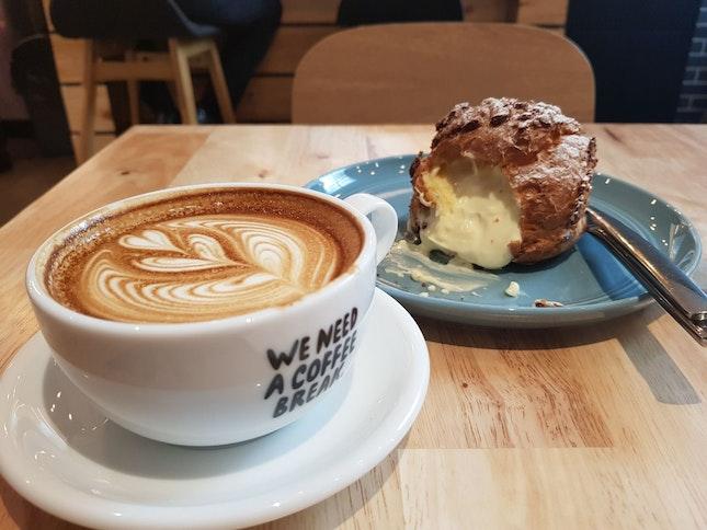 Cafe Food In SG