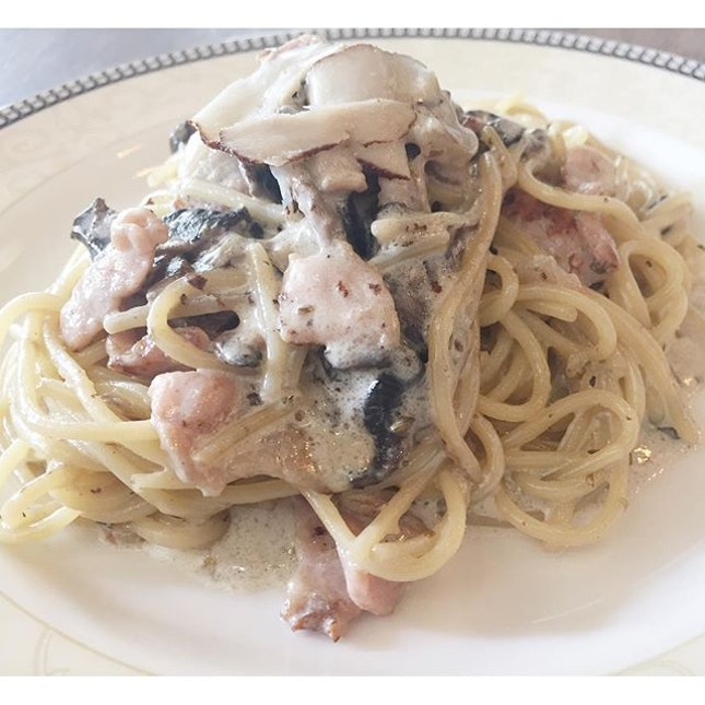 Black Truffle Carbonara