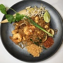 Phad Thai Seafood