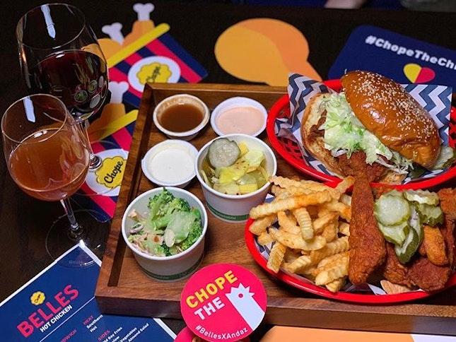 Fried Chicken 🐓 From Australia 🇦🇺