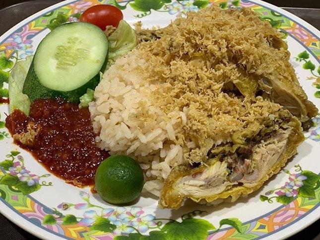 Chicken 🐓 Rice