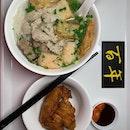 Bai Nian Niang Dou Fu (Chong Pang Market & Food Centre)