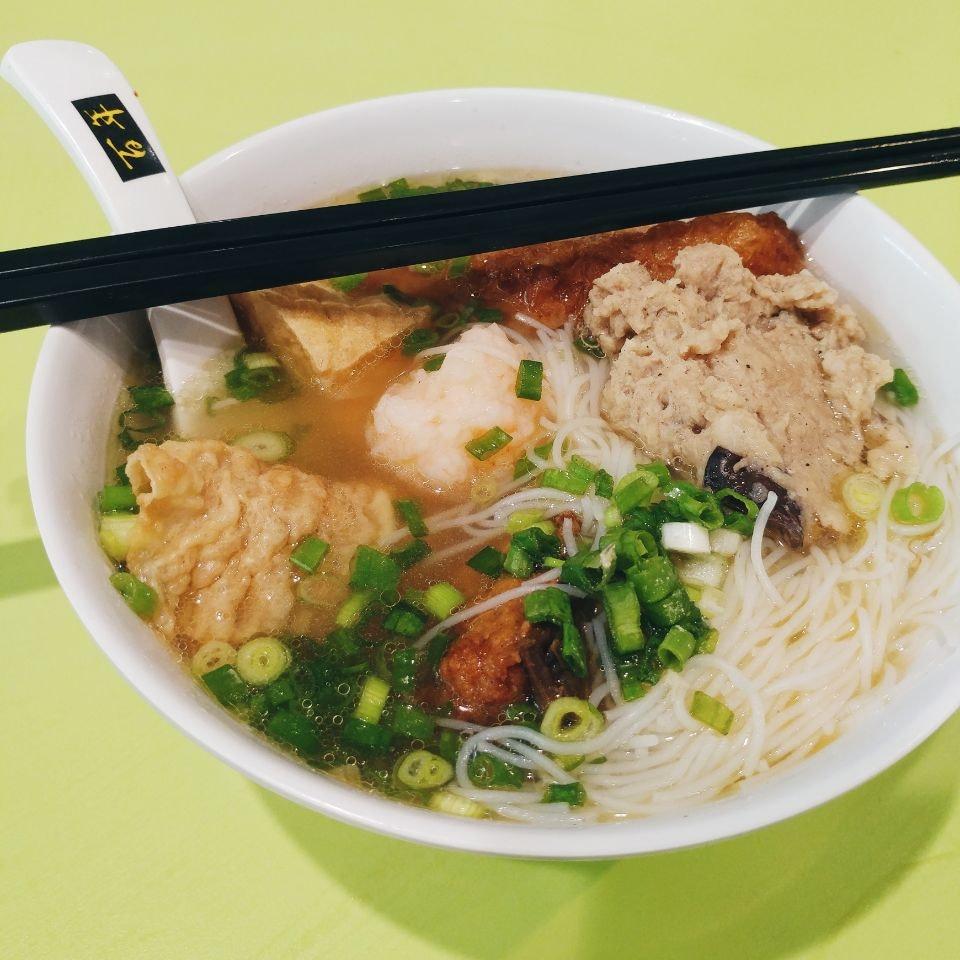 Bai Nian Yong Tao Fu ($4.50)
