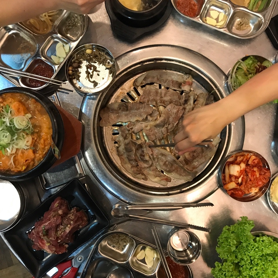 Super Star K Korean BBQ Restaurant (Tanjong Pagar)