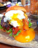 Ultimate  Beef Yard Burger ($25.90)