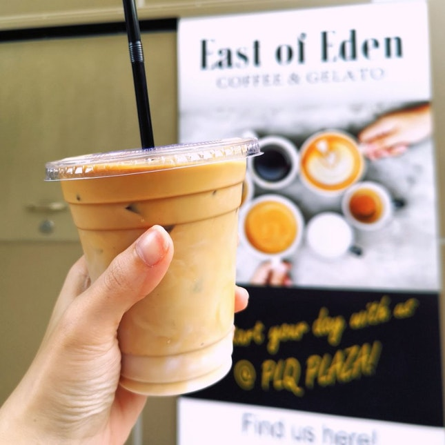 Iced Latte ($5.50)