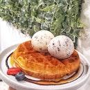 Waffles ($6.00/pc)