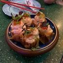 Lobster Kueh Pie Tee