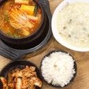 Korean Casual Menu