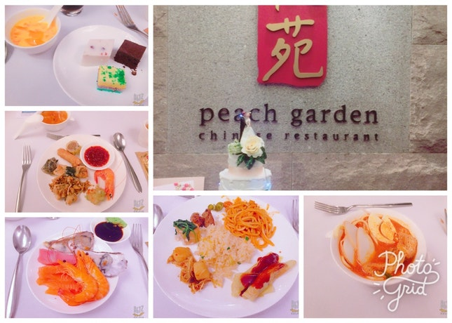 Peach Garden Chinese Restaurant