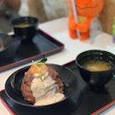 wagyu beef donburi