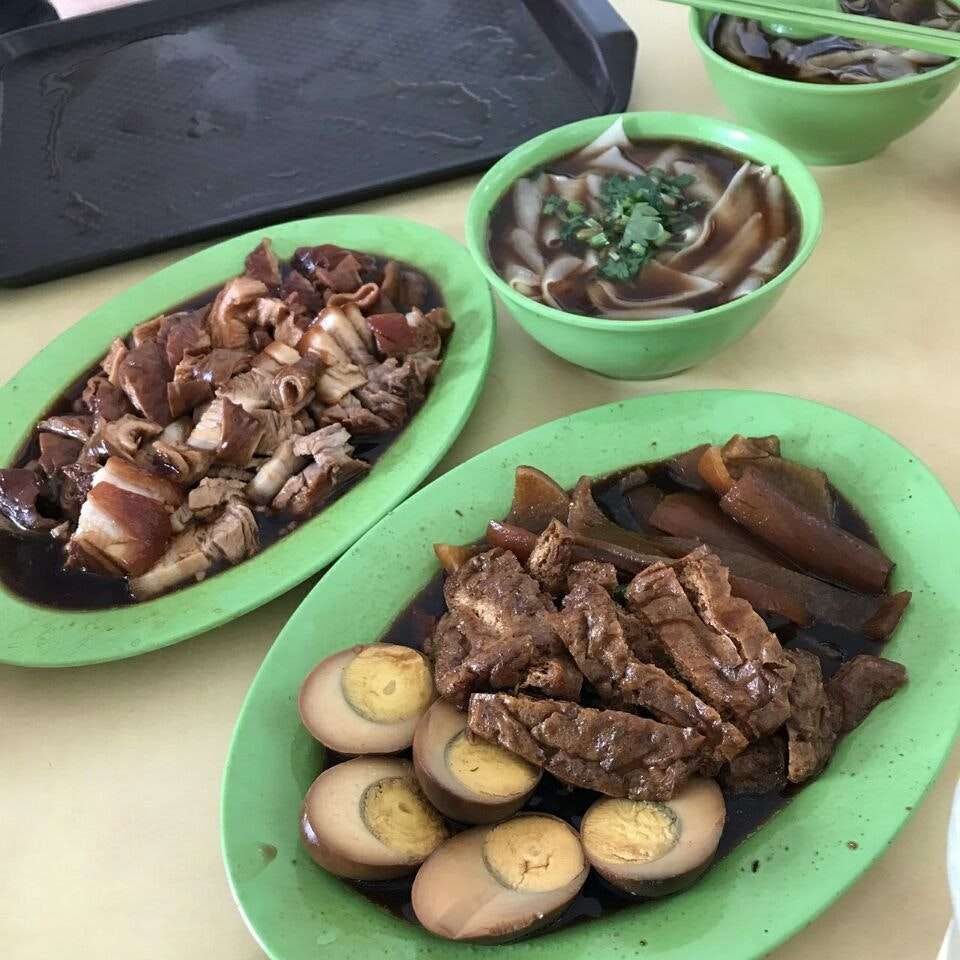 Chris Kway Chap (Block 216 Bedok North Street 1 Market & Food Centre)