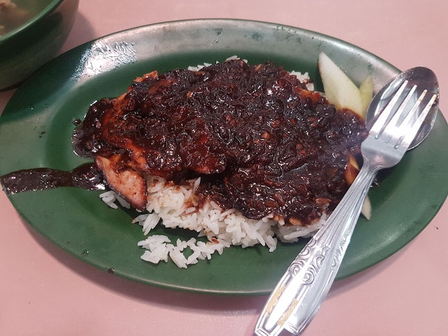 Roasted Char Siew Rice
