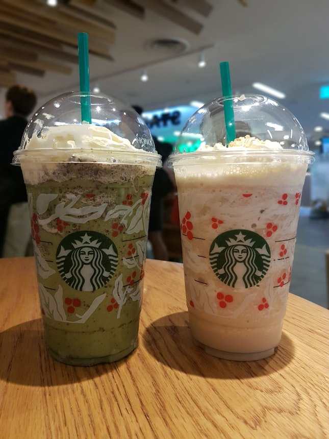 All About Starbucks