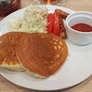 Millefeuille Pancake Brunch Set