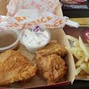 2 Pieces Chickenjoy Set