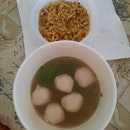 Fishball Noodles (Dry)