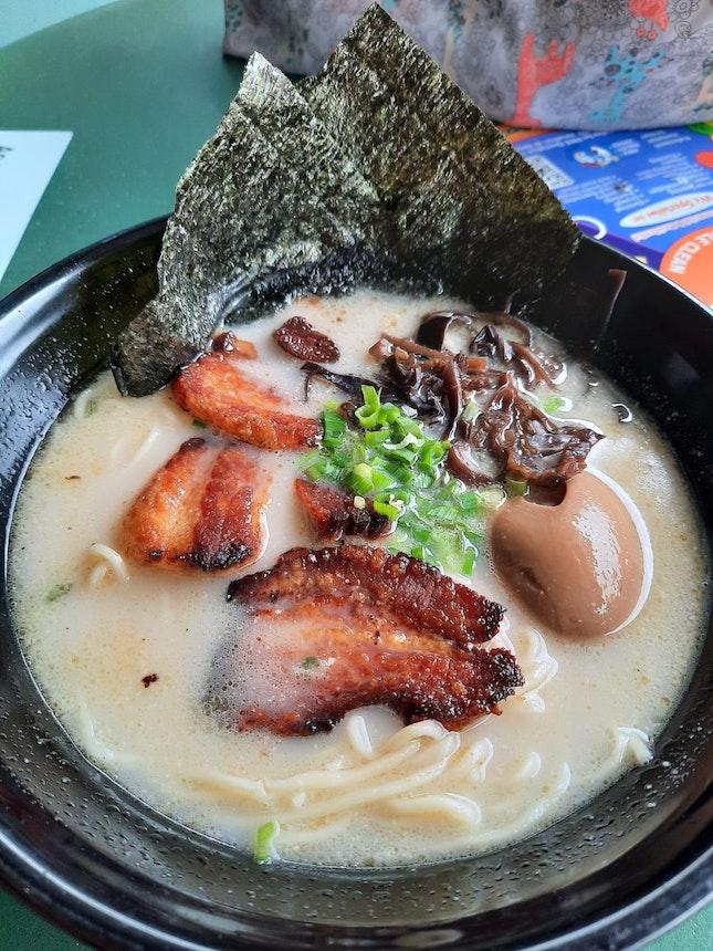 Special Tonkatsu Ramen