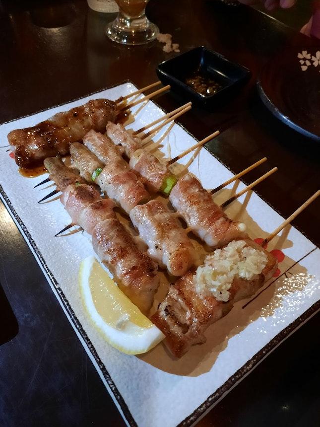 Shin Buta Platter