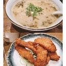 Pork Chop with Preserved Vegetable Tonkotsu Ramen