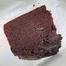 Rye Chocolate Zucchini Cake