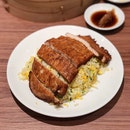 Pork Chop Fried Rice ($12.80)
