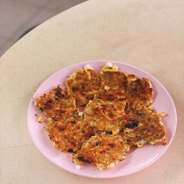 Hup Huat White Carrot Cake (02-35)
